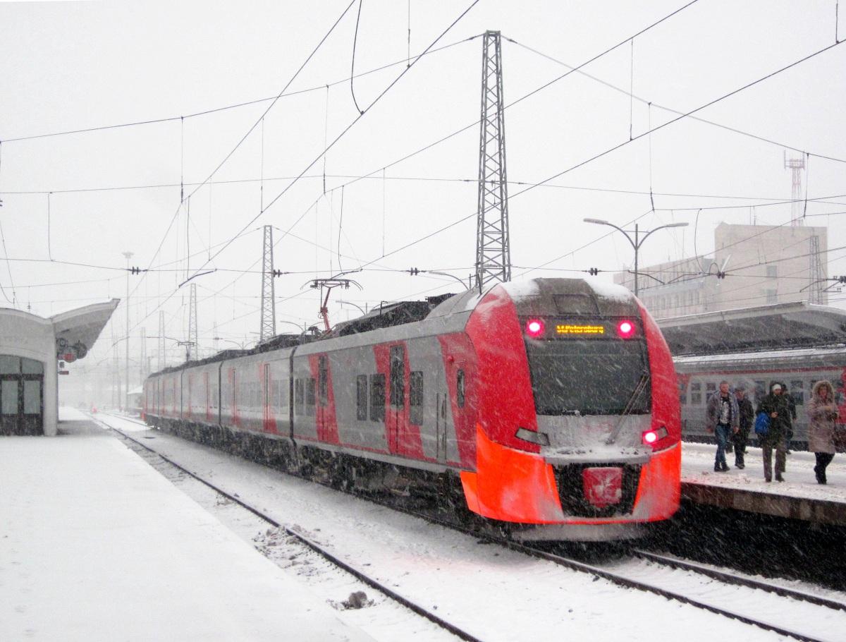 Санкт-Петербург. ЭС1-019