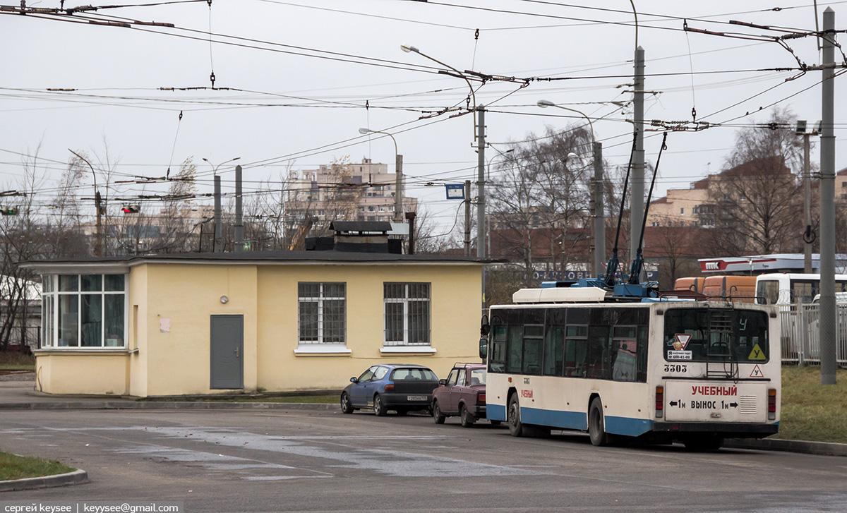Санкт-Петербург. ВМЗ-5298.01 (ВМЗ-463) №3303