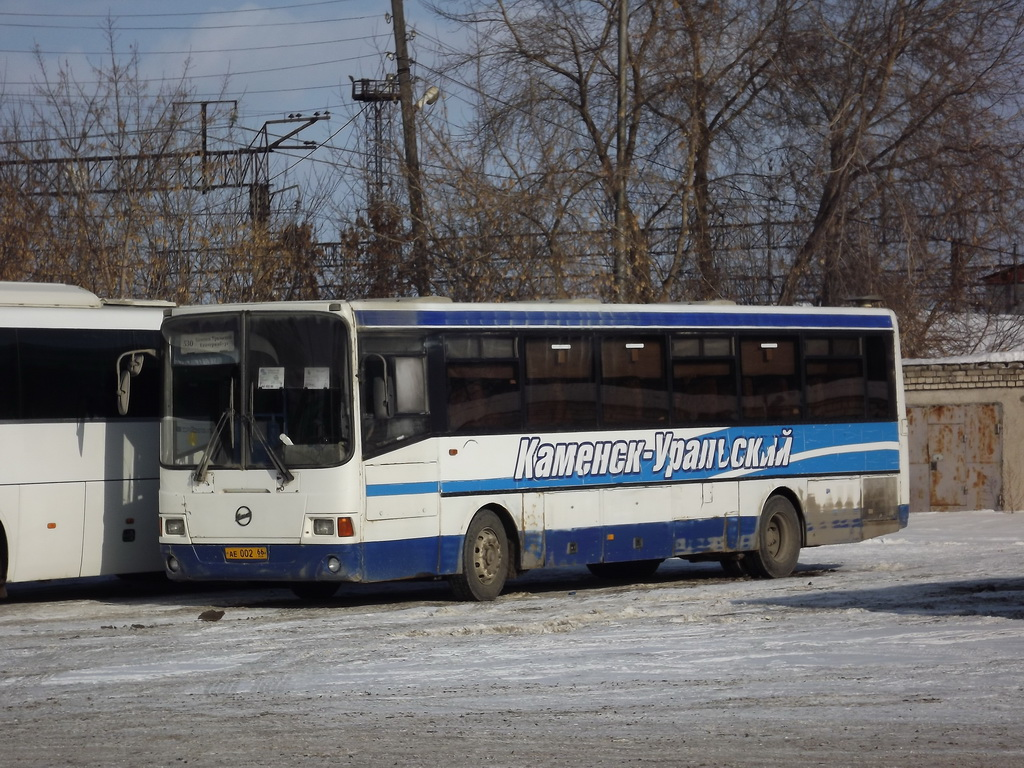 Каменск-Уральский. ГолАЗ-5256.33-01 ае002