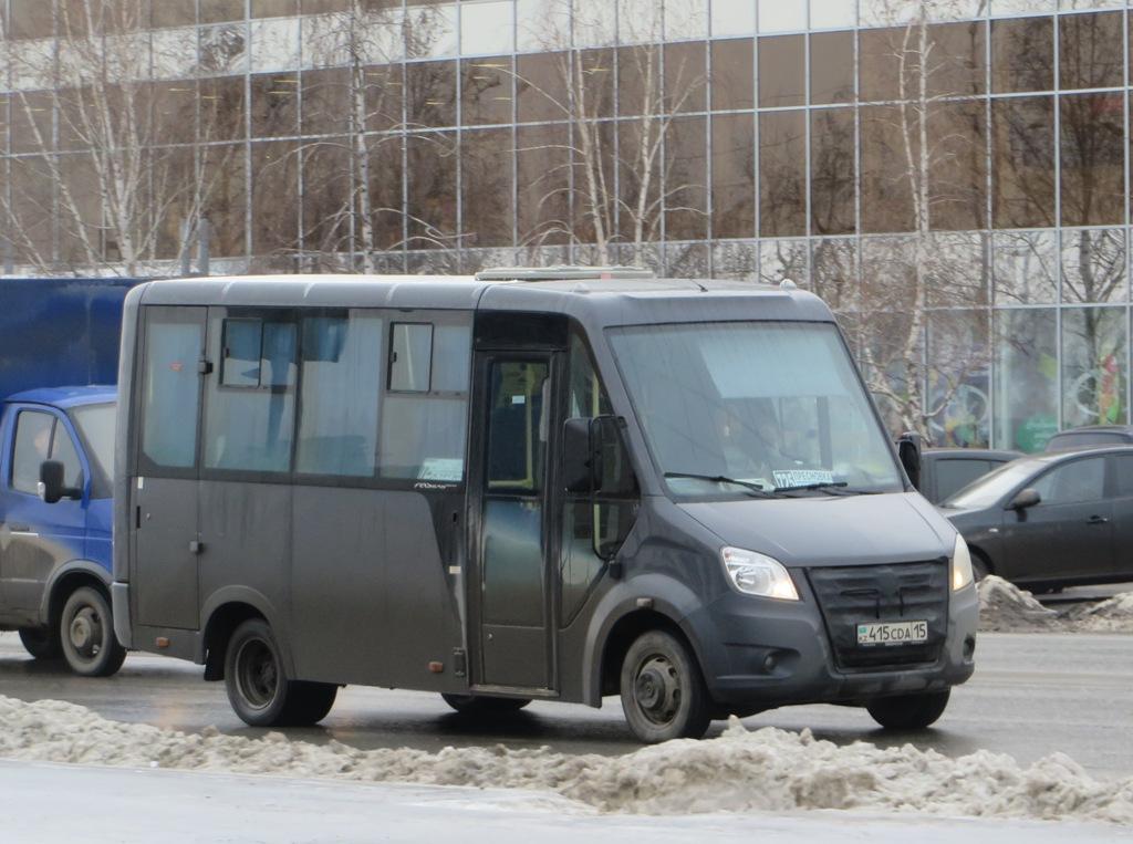 Курган. ГАЗель Next 415 CDA 15