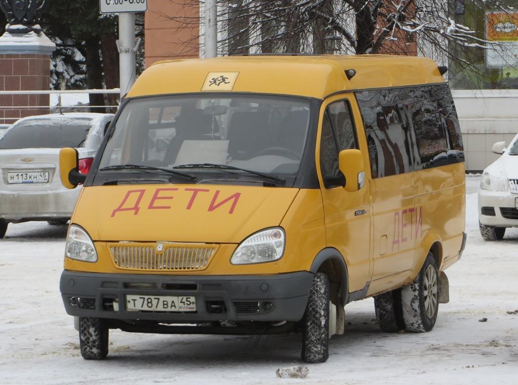 Курган. ГАЗель (все модификации) т787ва