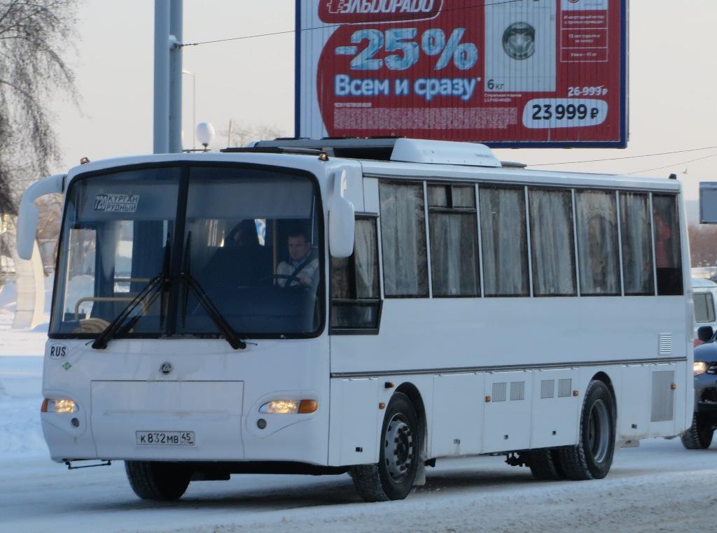 Курган. КАвЗ-4238-72 к832мв