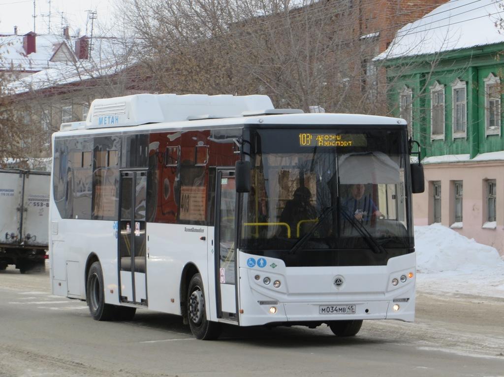 Курган. КАвЗ-4270-70 м034мв