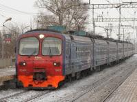 Москва. ЭД4М-0401