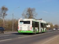 Москва. ЛиАЗ-6213.71 а001рк