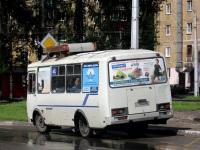 Новокузнецк. ПАЗ-32054 о724на