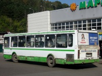 Новокузнецк. ЛиАЗ-5256.40 у197ун