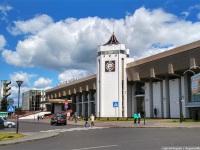 Гродно. Здание железнодорожного вокзала