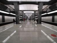Москва. Станция Петровский парк, Солнцевская и Большая кольцевая линии