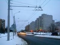 Калуга. Строительство троллейбусной линии в микрорайон Кошелев Проект продолжается