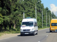 Кобулети. Mercedes Sprinter LL-879-MM, Ford Transit DDQ-708