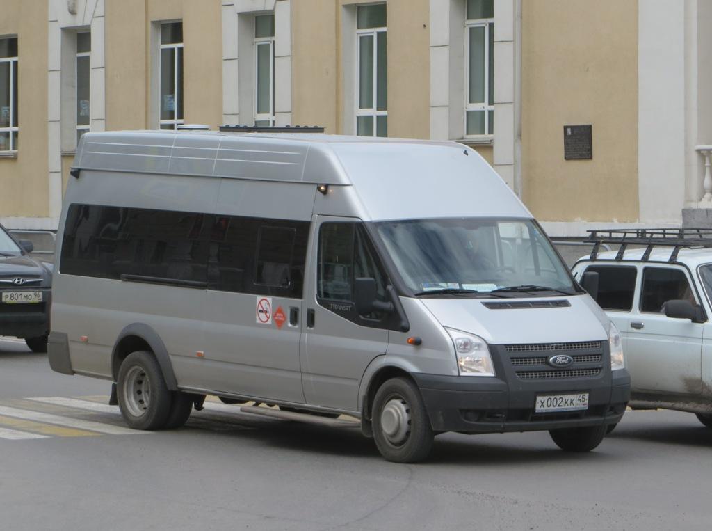 Курган. Нижегородец-2227 (Ford Transit) х002кк