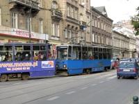 Краков. Konstal 105Na №927