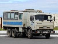 Норильск. Вахтовый автобус у344ее