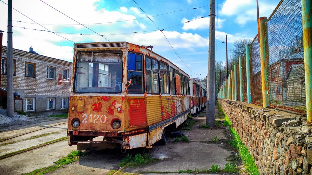 Николаев. 71-605 (КТМ-5) №2120