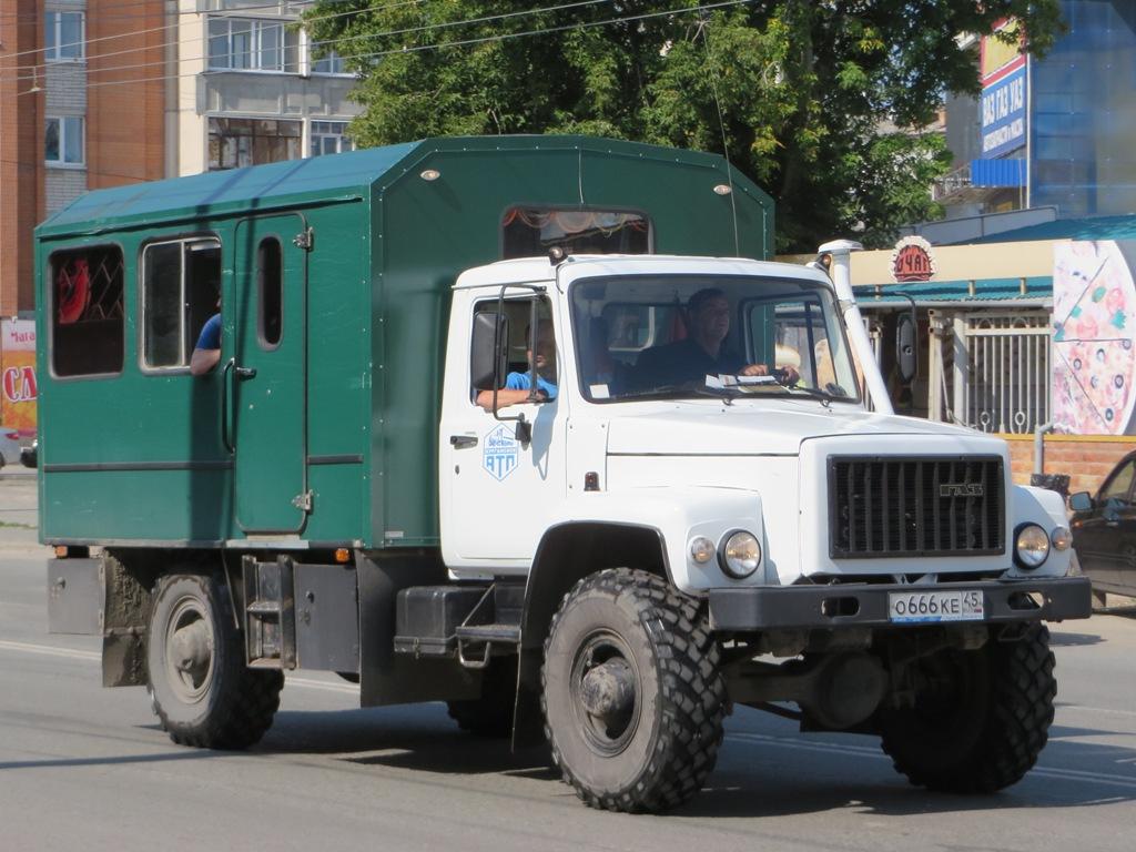 Курган. ВМ-3284 о666ке