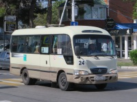 Анапа. Hyundai County Super а745ее