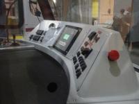 Приборная панель в кабине трамвая АКСМ-802Е