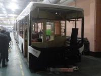 Минск. Троллейбус АКСМ-321 для Тольятти с заводским № 1324