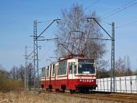 Санкт-Петербург. ЛВС-86К №8192
