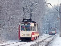 Санкт-Петербург. ЛВС-86К №8203