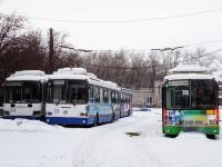 Каменск-Уральский. ВЗТМ-5280 №27, ВЗТМ-5280 №19, ВЗТМ-5280 №24