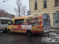 Санкт-Петербург. Луидор-2232 (Mercedes-Benz Sprinter) х156вв