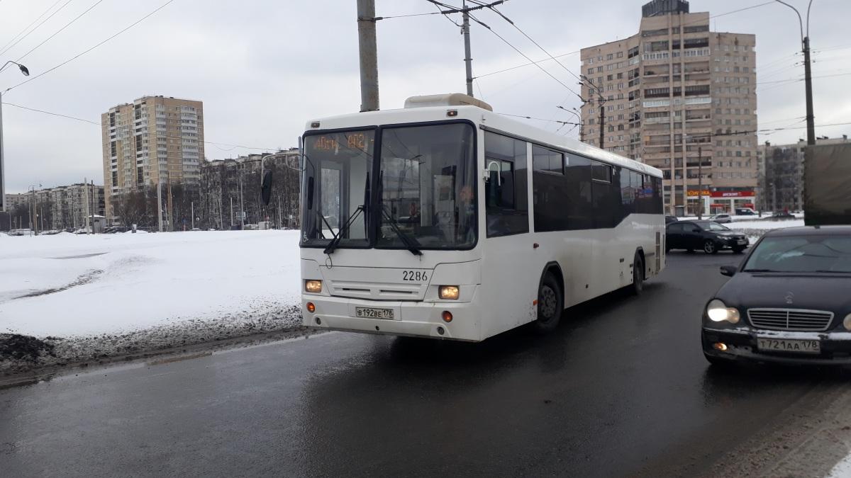 Санкт-Петербург. НефАЗ-5299-30-32 (5299CN) в192ве