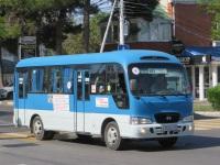 Анапа. Hyundai County Deluxe а342на