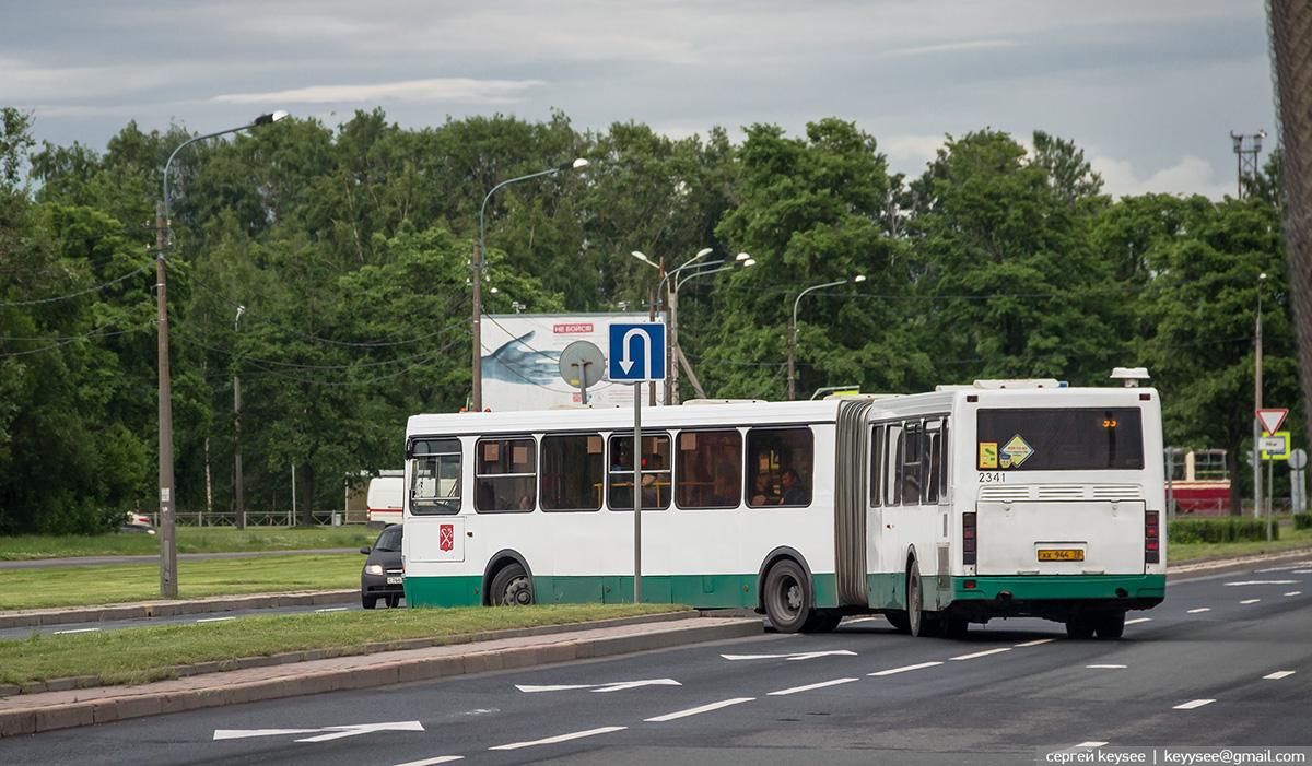 Санкт-Петербург. ЛиАЗ-6212.00 ах944