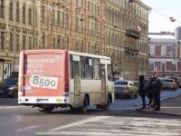 Санкт-Петербург. ПАЗ-320402-05 у425са