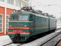 Тверь. ВЛ10-1851