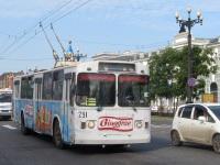 Хабаровск. ЗиУ-682Г00 №291