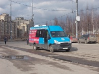 Москва. Нижегородец-2227 (Iveco Daily) у507рн