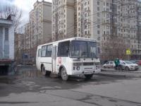 Москва. ПАЗ-32053 о121ан