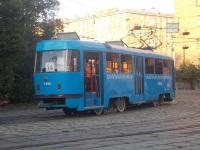 Москва. Tatra T3 (МТТЧ) №1406