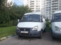 Москва. ГАЗель (все модификации) м658кт
