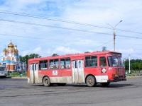 Комсомольск-на-Амуре. ЛиАЗ-677М ка464