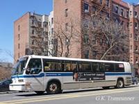 Нью-Йорк. Novabus RTS AT8066