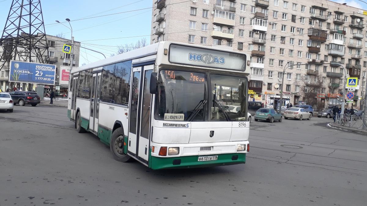 Санкт-Петербург. НефАЗ-5299-20-04 (5299MF) в613тв