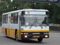 Хабаровск. Daewoo BS106 ае003