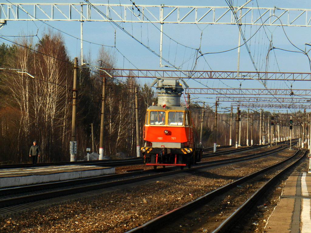 Калуга. МПТ4-727