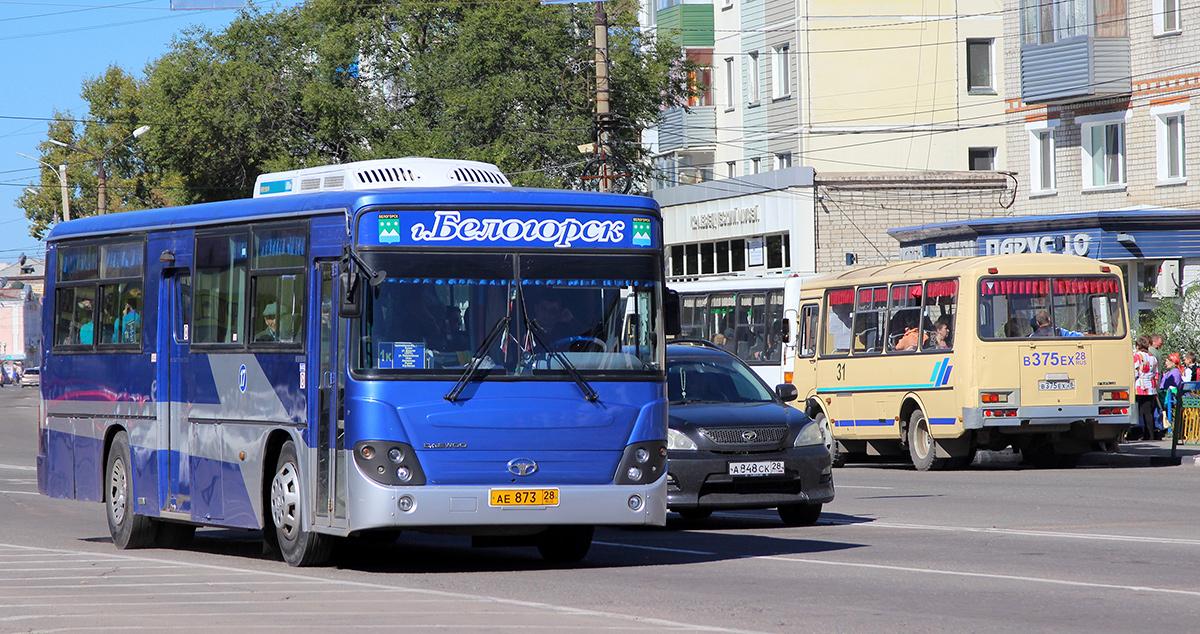 Белогорск. Daewoo BS106 ае873