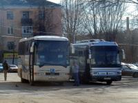 Калуга. Hyundai AeroQueen Hi-Class к999ну, MAN A13 Lion's Coach н888ма