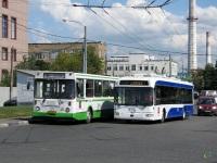 Москва. АКСМ-321 №7876, ЛиАЗ-5256.25 ау032