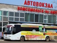 Комсомольск-на-Амуре. Higer KLQ6119TQ н849ух