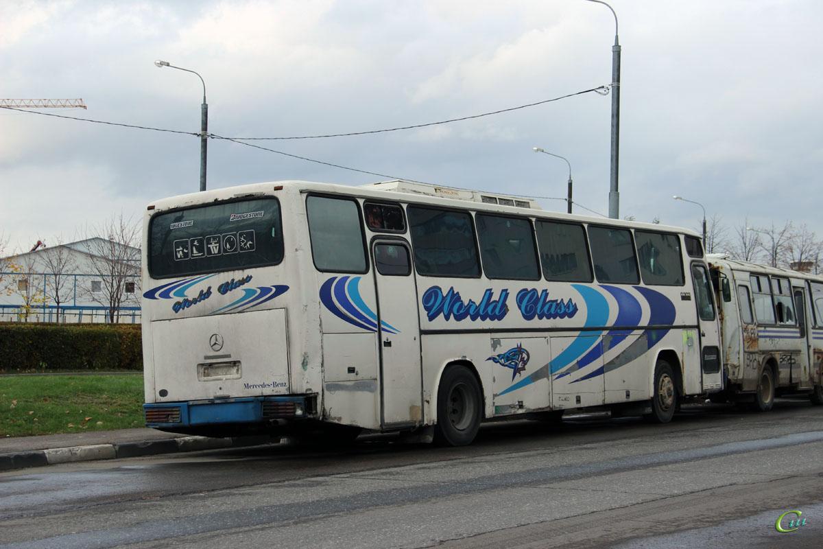 Москва. Mercedes-Benz O303 Otomarsan NPN-885