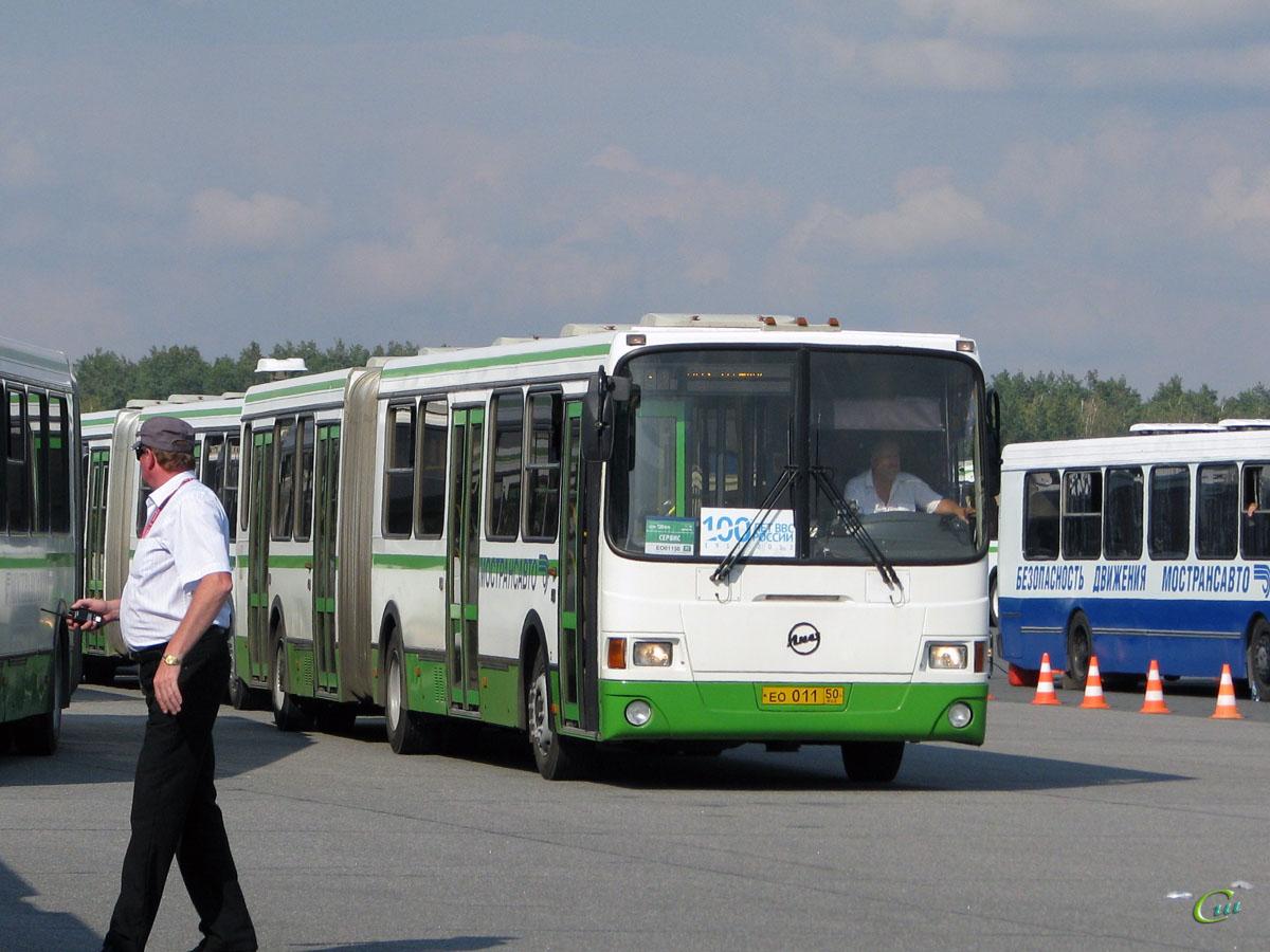 Жуковский. ЛиАЗ-6212.01 ео011
