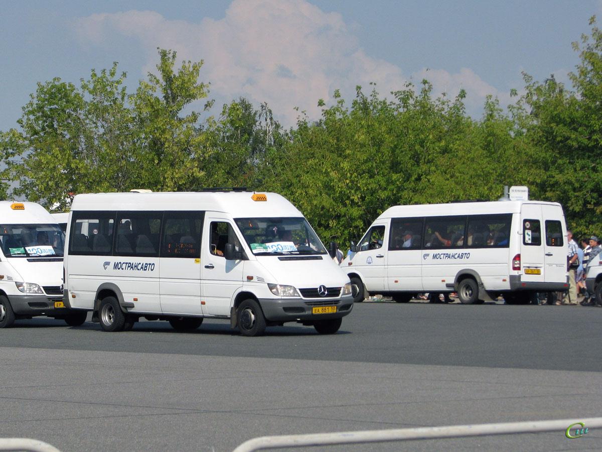 Жуковский. EvoBus Russland 904.663 (Mercedes Sprinter) ер361, EvoBus Russland 904.663 (Mercedes Sprinter) еа881