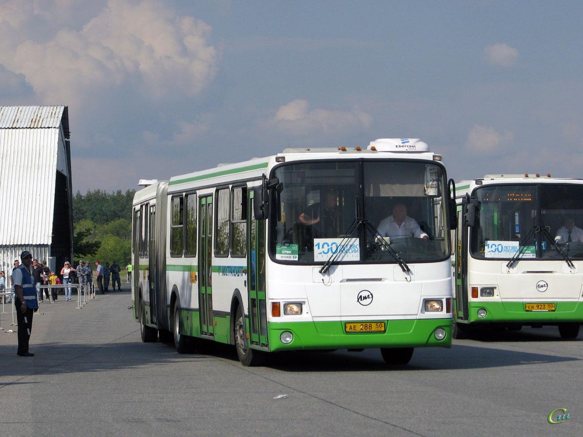 Жуковский. ЛиАЗ-6212.01 ае288